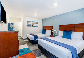 Pacific Inn Hotel and Suites - Budget Guest Rooms by San Diego Airport