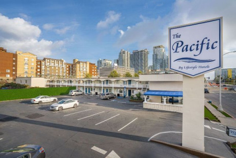 The Pacific - Exterior